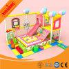 De kleine Speelplaats van de Post van het Spel van Kinderen Zachte Binnen Plastic