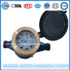 Water meccanico Meter con il C Type Dry Dial Register
