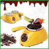 Creuset électrique de chocolat et de sucrerie