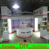 Banco di mostra portatile standard materiale di alluminio della cabina di mostra