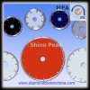 Alta qualità Diamond Saw Blade per Asphalt Ceramic Concrete Granite