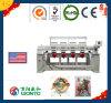 4 Kopf-Computer-Stickerei-Textilmaschine Wy1204c/Wy904c