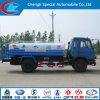 Camion de pulvérisation de l'eau des roues 10cbm de Dongfeng 6
