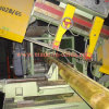 Machine van het Ononderbroken Afgietsel van de Pijp van het messing de Horizontale