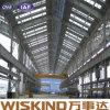 Estructura de acero prefabricada del nuevo marco ligero para el acero en la construcción