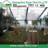 Tenda libera di lusso della festa nuziale del tetto