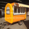 2016 nouveau Product Mobile Hotdog Cart Food Trailer avec Canopy