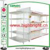 Qualitäts-Metallgondel-Supermarkt-Bildschirmanzeige-Regal