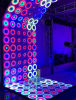 Bezauberndes Dynamic Patent Dance Floor Fashion Effect Portable LED Dance Floor für Hochzeitsfest Events