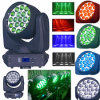 LED 19PCS RGBW 4in1 Moving Head Light voor Stage Lighting