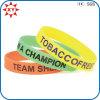 Decorationのための多彩なCustom Design Silicone Rubber Wristband