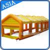 Neue Art aufblasbarer Paintball Schießen-Rahmen \ aufblasbares Sport-Zelt