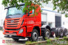トラックを再装備している新しいヒュンダイ