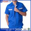 De korte Antistatische Kleding Workwear van de Koker Eenvormig voor Arbeider (YMU120)