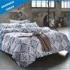 4部分の綿ポリエステル寝具の羽毛布団カバー(セットしなさい)