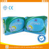 Highquality jetable Herbal Sanitary Pad pour l'Indonésie Market