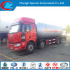 New Condition 25000 Liter Faw J6 6X4 Mobile LPG Dispenser Truck for Sale