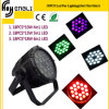 diodo emissor de luz Waterproof IP65 PAR Light de 18*10W 4in1/5in1/6in1 para Outdoor