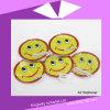 カスタマイズされた甘い臭いの微笑の円形の芳香剤(AF001)