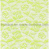 Polycotton Lace Fabric para Lady Garment
