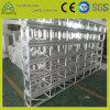 ферменная конструкция болта винта представления 18m Spanning алюминиевая