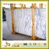 Galettes de marbre lilas Polished bon marché de Milas pour la partie supérieure du comptoir/Vanitytop/plancher