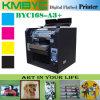 Печатная машина случая сотового телефона A3 CE утвержденная UV планшетная