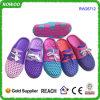 Дешевый новый сад пляжа типа закупоривает сандалии для девушок (RW26712E)