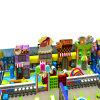 Большая крытая мягкая игра с спортивной площадкой лабиринта Trampoline для сбывания
