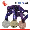 Medalla de encargo de moda del medallón del metal 3D
