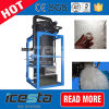 Icesta 10t / 24hrs cristal de hielo del tubo de supermercados Equipos