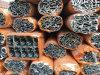 Der Irak-heißer Verkaufs-Glasclip-Aluminiumstrangpresßling-Profil-Serie (02)