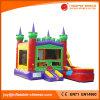 Princesa inflável Bouncy Deslizamento Combinado Castelo com associação (T2-200)