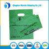 Kundenspezifischer HDPE Farben-königliche glatte Waren gestempelschnittener Beutel