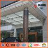 Panneau composé en aluminium du meilleur granit de qualité d'Ideabond (AE-509)