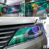 10의 색깔 카멜레온 차 헤드라이트 담채 필름