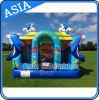 Princesa inflável Salto Casa Combinado para crianças