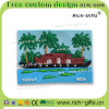 Ricordo di gomma molle personalizzato Kerala (RC-IN) dei magneti del frigorifero dei regali domestici della decorazione