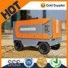Compressor portátil favorável ao meio ambiente energy-saving do parafuso da eficiência elevada de Zega
