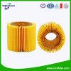 Élément de filtre à huile de pièces d'auto pour la série 04152-B1010 de Toyota
