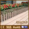Cerca del jardín de madera compuesto plástico piquete Esgrima , Certificado CE