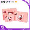 ピンクのかわいいペーパー包装の赤ん坊の衣類のギフト袋