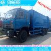 do compressor liso do táxi 4X2 de 8-10cbm Dongfeng caminhão comprimido de Garabge