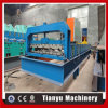 A chapa de aço do telhado do Trapezoid lamina a formação da máquina