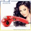 Ferro de ondulação de ondulação do cabelo do pulverizador do vapor do cabelo esperto