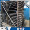Ahorrador del tubo aletado del acero de carbón H para la caldera de la central eléctrica