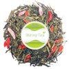 プライベートラベルの有機性自然な草の細くおよび減量の細い茶