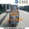 Papel Duplex pasta química-mecânica com cinza Voltar