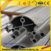 Linha de produção de alumínio industrial do perfil da extrusão para a oficina do conjunto