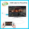 2016 iPhone 6을%s 신제품 HD HDMI HDTV 접합기